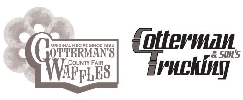 Cotterman & Sons and Cotterman's County Fair Waffles
